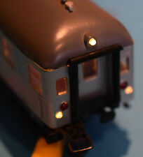 Trix Express flackerfreie LED Beleuchtung Ersatz für 6634