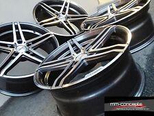 18 Zoll Concave Xtreme Felgen für Audi A4 S4 A6 A5 S5 Cabrio Sportback Passat CC