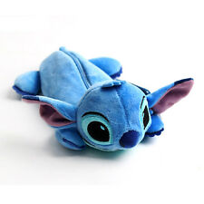 Disney Stitch Pencil Case Cute Pen Bag Pouch Stationary School Supplies Teens