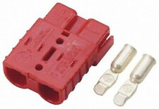 Red Anderson Connector for Golf Buggy and Mobility Scooter