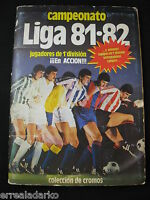 CROMOS FUTBOL ESTE 81-82 1981 1982 BAJAS / COLOCAS / FICHAJES