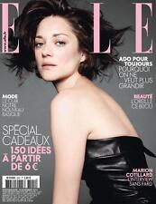 FRENCH ELLE Magazine #3542,Marion Cotillard,Etienne Daho NEW