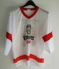 Gorillas Hockey Screened Promotional Jersey Youth Large Shirt - NOS