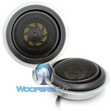 PIONEER TS-T110 CAR PRO SURFACE & FLUSH MOUNTING HARD DOME TITANIUM TWEETERS NEW