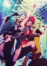 Bakumatsu Rock YAOI Doujinshi ( Ryoma x Takasugi ) 252-page!! NEW!! Thank you