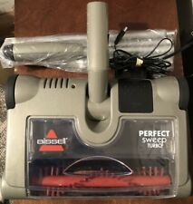 Bissell Perfect Sweep Turbo Powered Cordless Rechargeable Sweeper 2880A Open Box