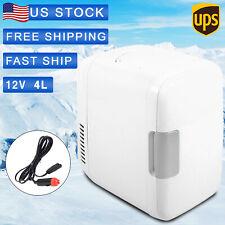 New listing 4L Mini Refrigerator Fridge Portable Travel Auto Car 12V Freezer Cooler + Wblus