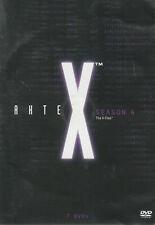 AKTE X - 4. Staffel - Chris Carter - 7 x DVD / 24 Folgen - NEU OVP