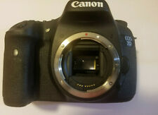 Canon EOS 7D 18.0MP Digital SLR Camera - Body Only (with Charger and Battery)