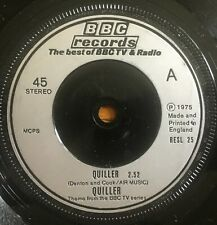 """Quiller (Denton & Cook) - Quiller (Theme from the TV Series) UK 1975 7"""" BBC Recs"""