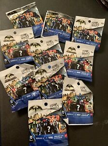 NEW Lot of 10 Batman Unlimited SERIES 2 Mighty Minis Blind Figure