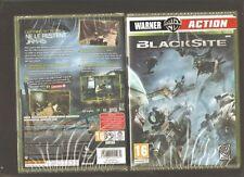 BLACKSITE : Un Jeu d'Action Aventure Colossal sur XBOX 360. Jeu NEUF Blister