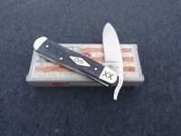 CASE XX *d SFO 2018 GRAY SMOOTH BONE DROP POINT RUSSLOCK KNIFE KNIVES BRAND NEW