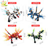 Lego Ninjago Figuren Drachen Ninja Minifiguren Samurai - Roboter Garmadon Legacy