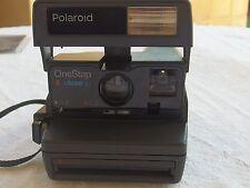 Polaroid One Step AutoFocus Instant 600 Film Camera Made in UK Fully Operational