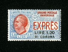 Dalmatia Stamps # E2 F-VF Rare OG NH Scott Value $600.00