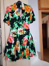 Kleid, Sehr exclusiv, Gr.38, Paris, A-Linie