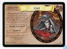 Harry Potter TCG Chamber of Secrets Errol 17/140