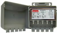 EMME ESSE Amplificatore per Segnale TV LTE Digitale Terrestre da Palo 83511TL