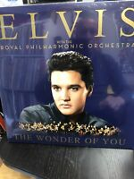 PRESLEY,ELVIS-WONDER OF YOU: ELVIS PRESLEY WITH ROYAL PHILHARMON VINYL LP NEW