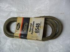 New Gates Belt Part # 6548 For Lawn & Garden Equipment
