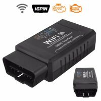 ELM32 WiFi OBDII OBD2 Car Diagnostic Scanner Scan Code Tool For Android Phone
