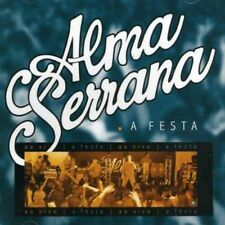Alma Serrana - Vol. 2-Ao Vivo-A Festa [New CD]