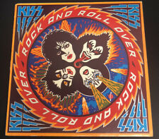 Kiss Rock And Roll Over CTH Pressing