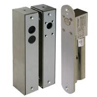 Professional Solenoid Electric Drop Bolt Fail Safe, 12VDC + Surface Mount Kit
