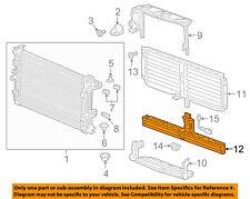 GM OEM Radiator-Grille Shutter 84055999