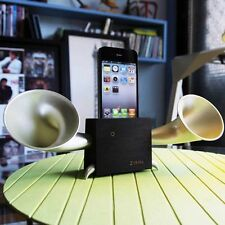 iPhoneSE/5c/5s/5/4s/4/iPodTouch5 Loudspeaker.Docking stand.Horn stand.Kauri BS