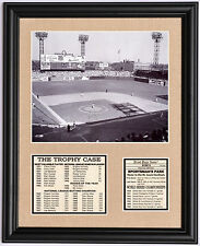 St. Louis Cardinals old Sportsman's Park framed photo tribute