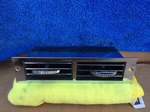 OEM USED 1967-68 CENTER AC DASH VENT FORD MERCURY COUGAR GT