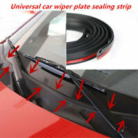1.7m Car Rubber Front Windshield Panel Seal Strip Sealed Moulding Trim Universal