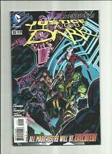 JUSTICE LEAGUE DARK  .# 15 . The New 52 . DC Comics.