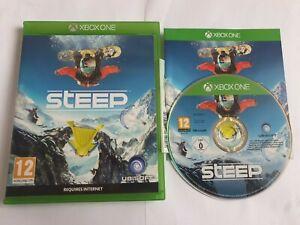 Steep Microsoft Xbox One Game Complete FREE UK POSTAGE