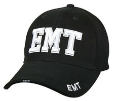 EMT Baseball Cap Medic 3 d Embroidery Hat Low Profile Rothco 9381