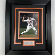 Framed Cal Ripken Jr. Facsimile Laser Engraved Auto Baltimore Orioles Photo