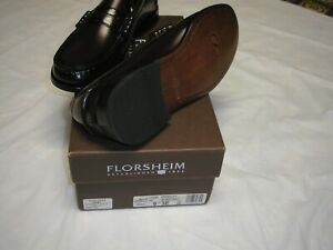 Man's Florsheim leather  loafers