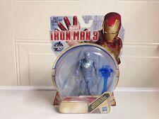"Iron Man 3 Freeze blast Iron Man 3.75"" Action Figure by Hasbro marvel Disney"