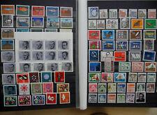BRD Bund Sammlung Jahrgang Jahrgänge 1960 - 2000 postfrisch ** komplett im Album