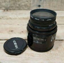 Minolta Maxxum AF 50mm f/1.7 Lens Prime Lens & Filters
