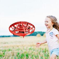 UFO Mini Drohne Spielzeug Quadrocopter Fliegen Kunstflug Geschenk für Kinder