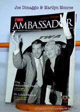 TWA AMBASSADOR MAGAZINE JULY 2000 75 YEAR ANNIVERSARY