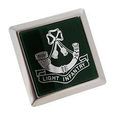 Light Infantry Car Badge