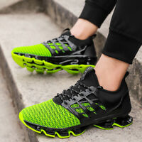 Men's Springblade Athletic Sneakers Sports Running Shoes Fashion Walking Shoes