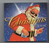 (JO144) Christmas, The Album - 41 tracks various artists - 1999 double CD