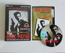 PC Game - MAX PAYNE - PC CD ROM