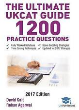 The Ultimate UKCAT Guide: 1200 Practice Questions: Fully Worked Solutions, Time