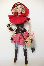 Madame Alexander Steampunk Red Riding Hood